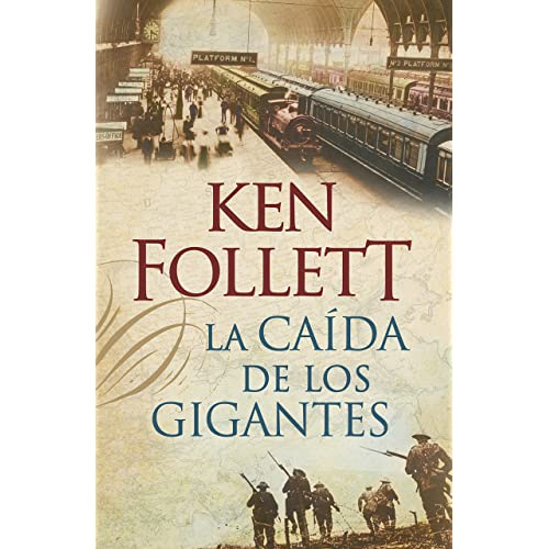 La caída de los gigantes (The Century 1) eBook: Follett, Ken ...