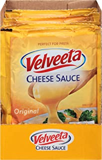 Velveeta Original Cheese Sauce (4 oz Pouches, Pack of 4)
