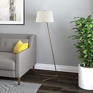 Henn&Hart FL0010 Midcentury Lamp, One Size, Gold