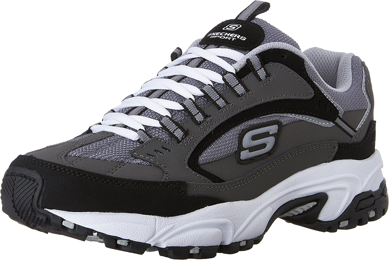Skechers Mens 50988 Grey Size  8.5 D(M) US