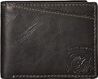 Relic Men's Hatch Traveler Wallet, Black, One Size