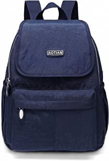 AOTIAN Lightweight Casual Small Backpack 10 litres Blue