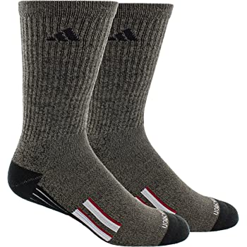 AGRON Socks *adidas* 3 Pairs Pk Men/'s X-Large XL NO SHOW Black CLIMALITE Compres