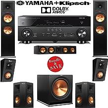 Best klipsch quintet sl flat panel speaker system Reviews