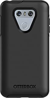 OtterBox SYMMETRY SERIES Case for LG G6 - Retail Packaging - BLACK