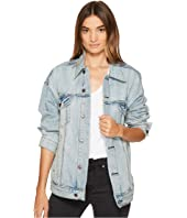 Free People - Denim Trucker Jacket