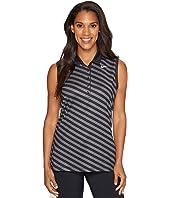 Nike Golf - Precision Print Sleeveless Polo