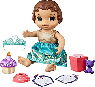 Baby Alive Cupcake Birthday Baby (BR)