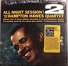 Hampton Hawes Quartet: All Night Session, Vol. 2 [ LP Vinyl ]