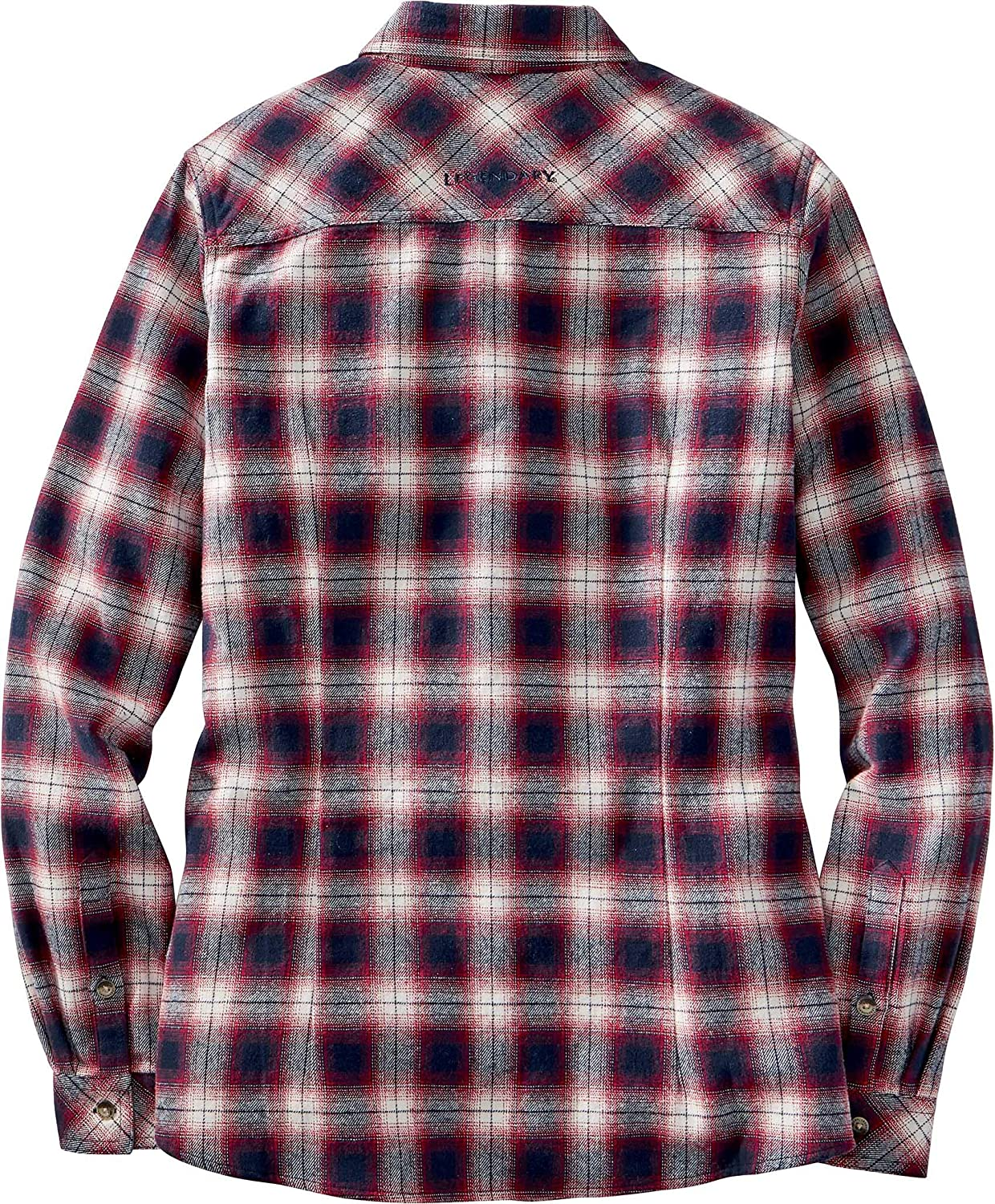 Legendary Whitetails Womens Cottage Escape Flannel Shirt