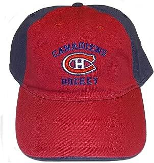 reebok canadiens hat
