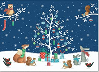 Best woodland christmas cards Reviews