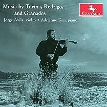12 Danzas españolas (Spanish Dances), Op. 37: No. 5. Andaluza (arr. for violin and piano)