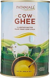Patanjali Cow Ghee 1Kg (Tin Packaging),