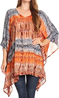indian style tunic tops uk