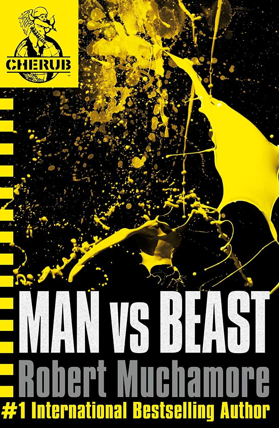 Man vs Beast: Book 6 (CHERUB Series) (English Edition)
