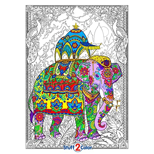 Coloring Tube Posters: Amazon.com