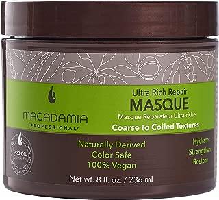 Macadamia Natural Oil Professional Ultra Rich Moisture Masque 236ml/8oz
