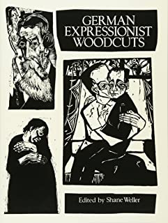 german expressionist woodcuts