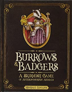 Best badgers and burrows Reviews