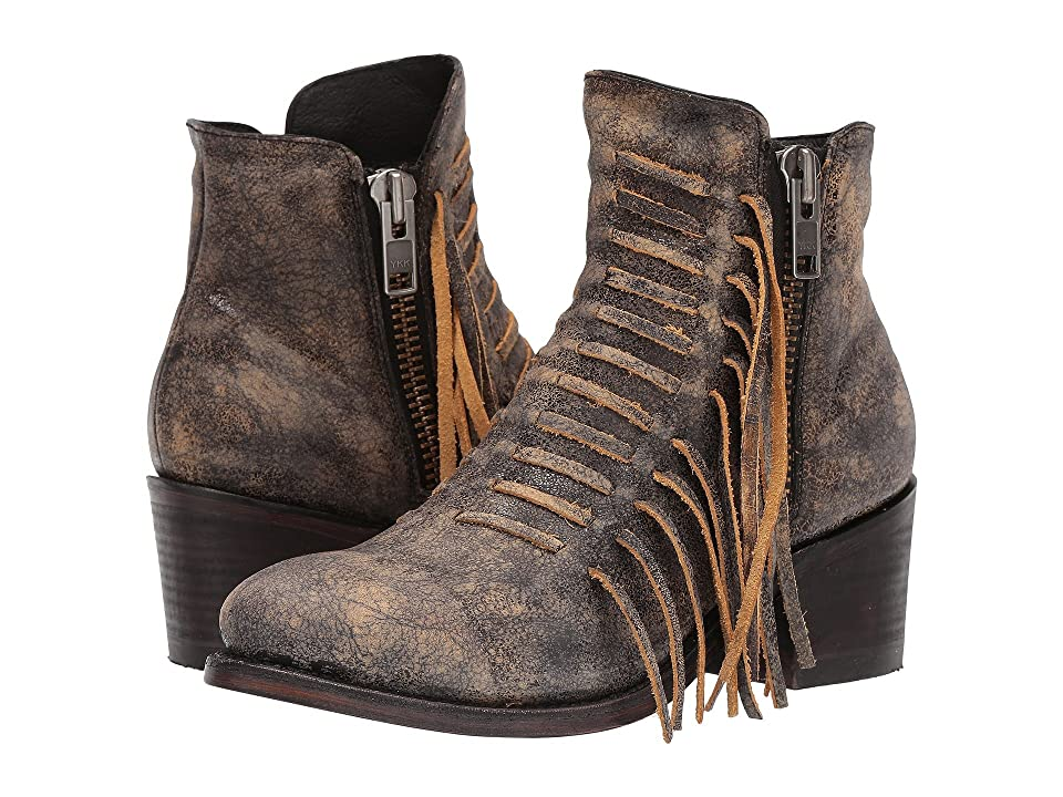 Corral Boots E1228 (Black) Cowboy Boots