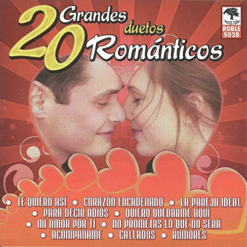 20 Grandes Duetos Romanticos by Grupo Duplicador on Amazon