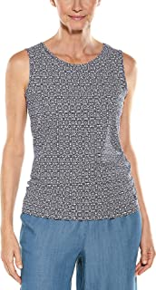 UPF 50+ Women's Morada Everyday Basic Tank - Sun Protective