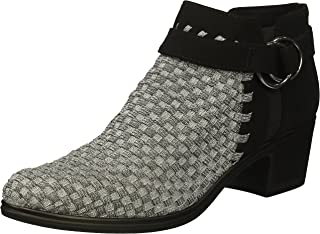 STEVEN by Steve Madden Women's Nc-Puck Ankle Boot