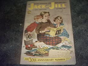 Best jack and jill magazine 1958 Reviews