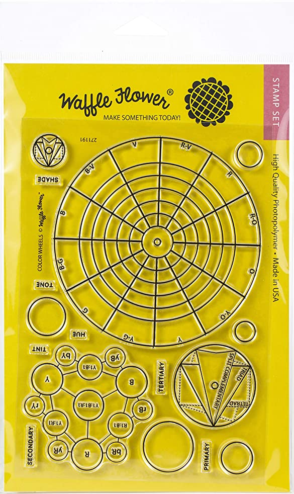 Waffle Flower Crafts 271191 Clear Stamp 5
