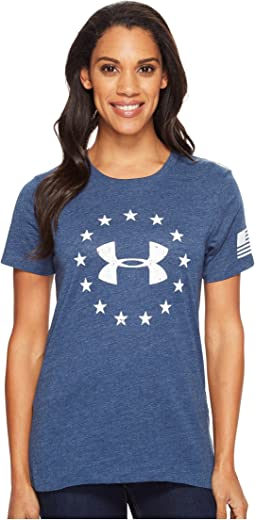 Under Armour - Freedom Logo Short Sleeve