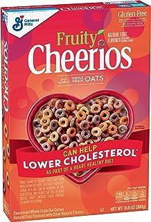 Fruity Cheerios Gluten Free, Breakfast Cereal, 10.6 Oz