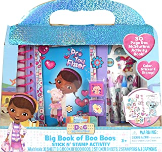 Tara Toy Doc McStuffins Big Book of Boo Boo's