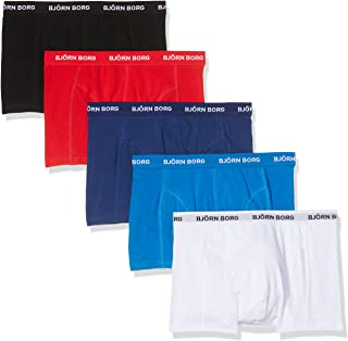 Bjorn Borg Men's Shorts Noos Solids 5p