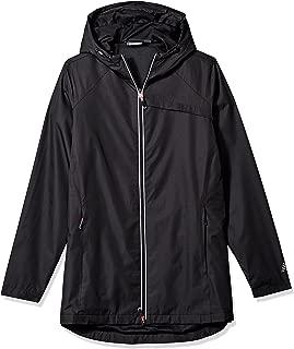 Outdoors Dobby Anorak Jacket, Black, Medium