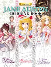 Jane Austen Coloring Book (Manga Classics)