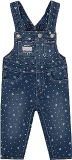 asymmetrical overalls