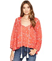 Free People - Never A Dull Moment Blouse