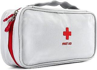First Aid Bag, Rumanle Portable First Aid Pouch Mini Medicine Bag Travel Rescue Pouch