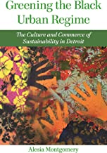 Greening the Black Urban Regime: The Culture and Commerce of Sustainability in Detroit (Great Lakes Books Series)
