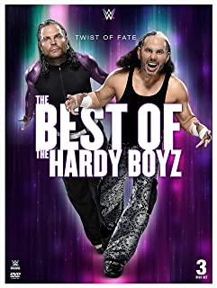 WWE: Twist of Fate: The Best of The Hard