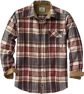 Men's Buck Camp Flannel Shirt