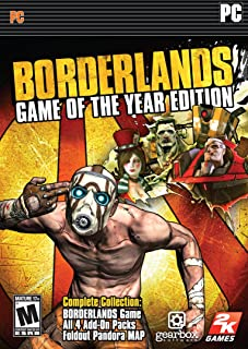 Borderlands Game of the Year Edition [Download]
