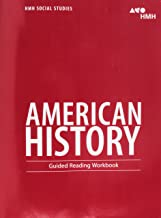 American History: Guided Reading Workbook