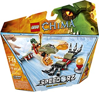 LEGO Chima 70150 Flaming Claws Building Toy