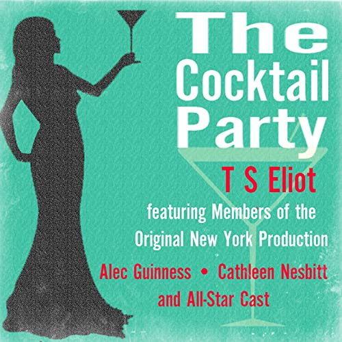 b8f13e44e66 T S Eliot  The Cocktail Party by Alec Guinness   Cathleen Nesbitt on ...