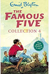 The Famous Five Collection 4: Books 10-12 (Famous Five: Gift Books and Collections) Kindle Edition