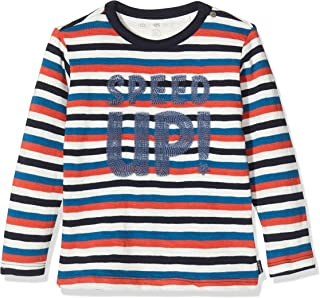 Noppies Koszula z Długim rękawem Niemowlęta - chłopcy B Regular T-shirt ls Apple Valley Y/D str