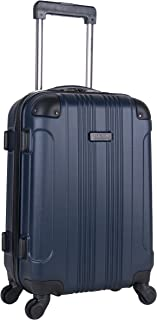 KENNETH COLE REACTION Out Of Bounds Luggage Collection Lightweight Durable Hardside 4-Wheel Spinner Travel Suitcase Bags, ...