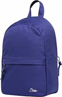 OLETHA Small Purse Backpack Mini Daypack Cute for Women, 13x9x4in